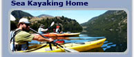 Chile Sea Kayaking Home