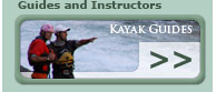 Kayak Guides and Instructors